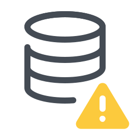 Database Error icon