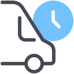 Delivered In Time icon