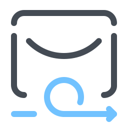 Delivered Mail icon