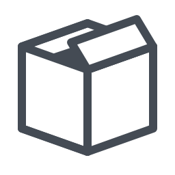 Delivery Unpacking icon