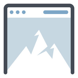 Desktop Mac icon