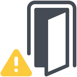 Door Sensor Error icon