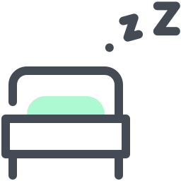 Empty Bed icon