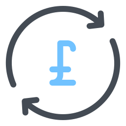 Exchange Pound icon