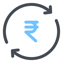 Exchange Rupee icon