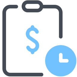 Financial Tasks icon