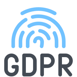 GDPR Fingerprint icon