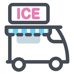 Ice Cream Truck icon
