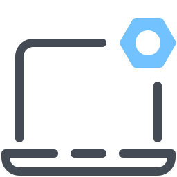 laptop settings icon