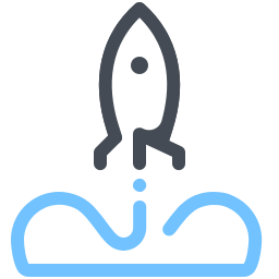 Launch Rocket icon