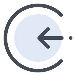 Login Rounded icon