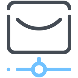 Mail Network icon