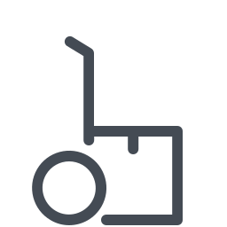 Move by Trolley icon