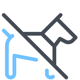 No Animals icon