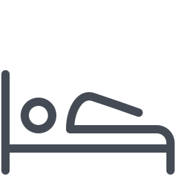 Occupied Bed icon