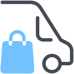Outlet Bus icon