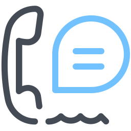 Phone Bubble icon