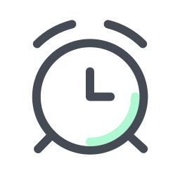 Retro Alarm Clock icon