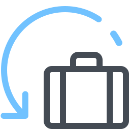 Return Baggage icon