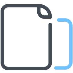 Rotate Page Counterclockwise icon