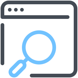 Search in Browser icon