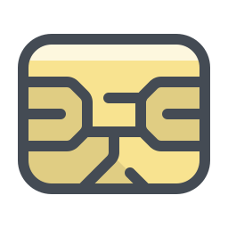 Chip Card icon
