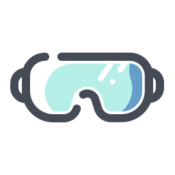 Skydiving Gear icon