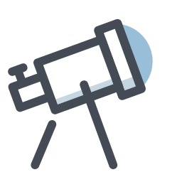 Small Telescope icon