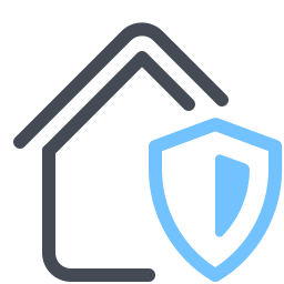 Smart Home Shield icon