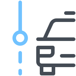 Taxi Current Stop icon
