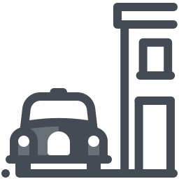 Taxi Office icon