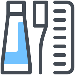 Tooth Cleaning Kit icon