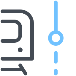 Subway Current Stop icon