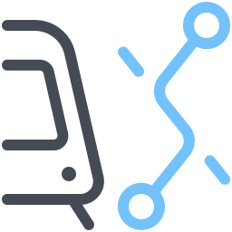 Tram Route icon