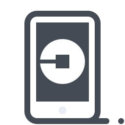 Uber Mobile App icon