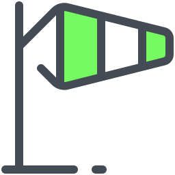Windsock icon