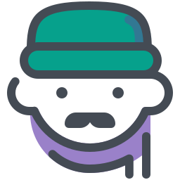 Winter Outfit Man icon