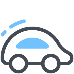Wooden Toy Car icon