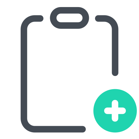 Add to Clipboard icon
