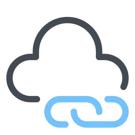 Cloud Link icon