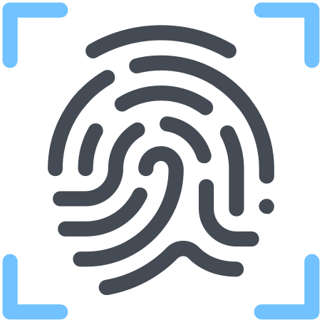 Fingerprint Recognition icon