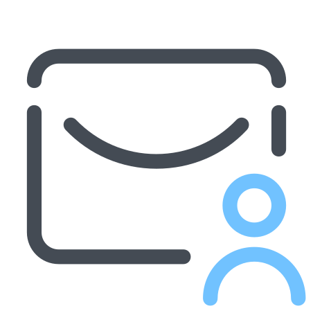 Mail Account icon