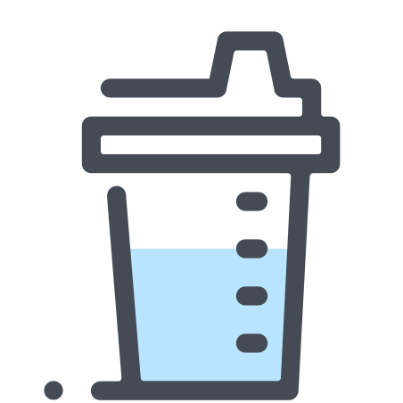 Sport Drink Cup icon