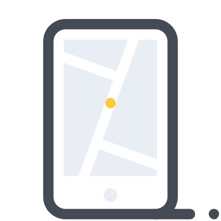Taxi on the Map icon