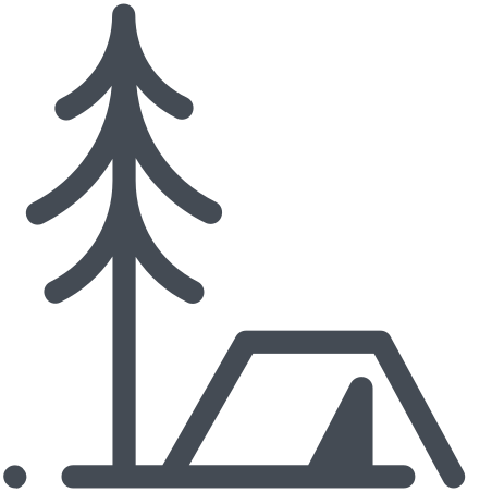 Tent in the Forest icon