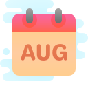 August icon
