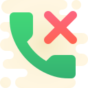 Call Disconnected icon