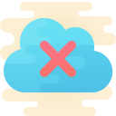 Cloud Cross icon