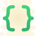 Curly Brackets icon