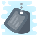 Dog Tag icon